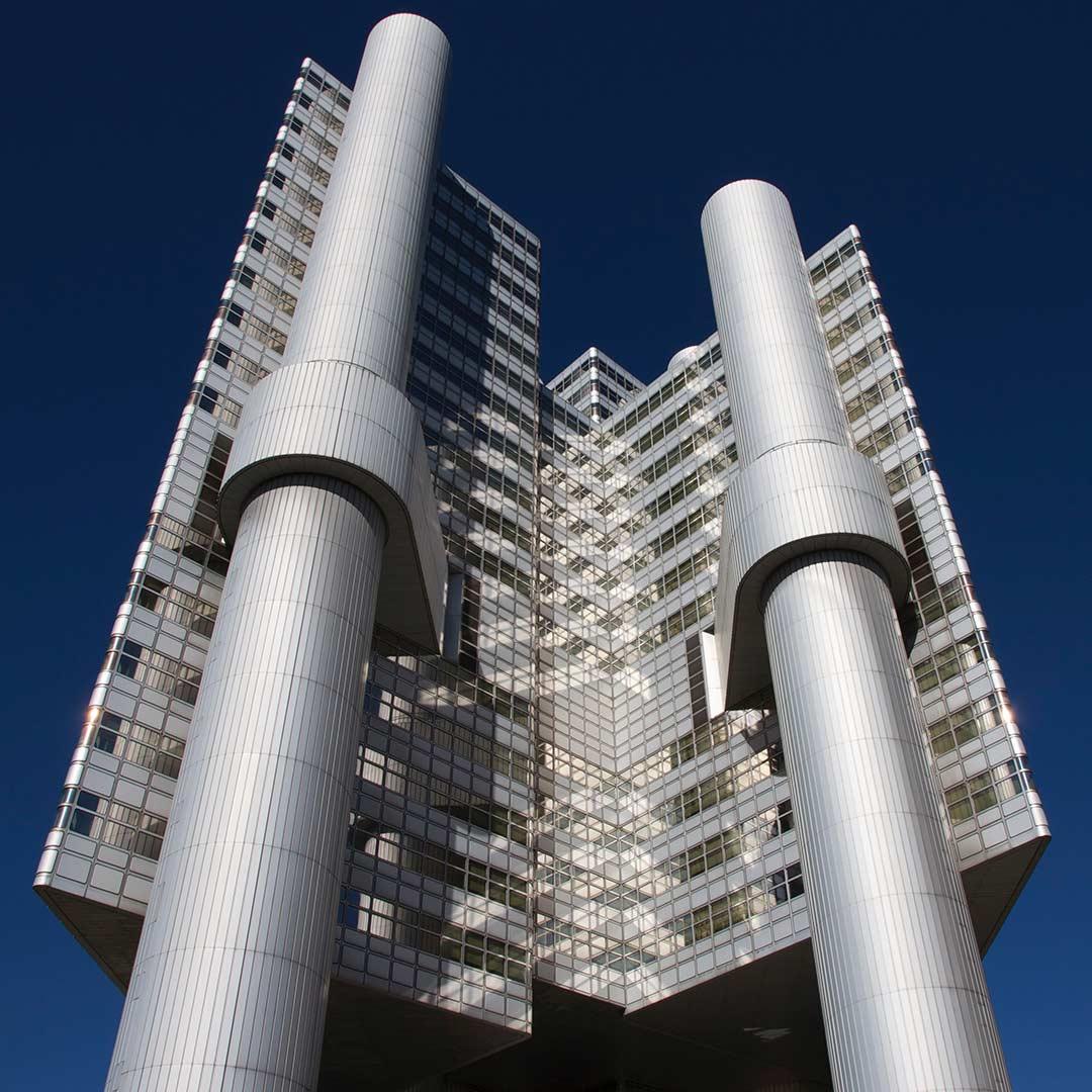 Dachmarken-Architektur