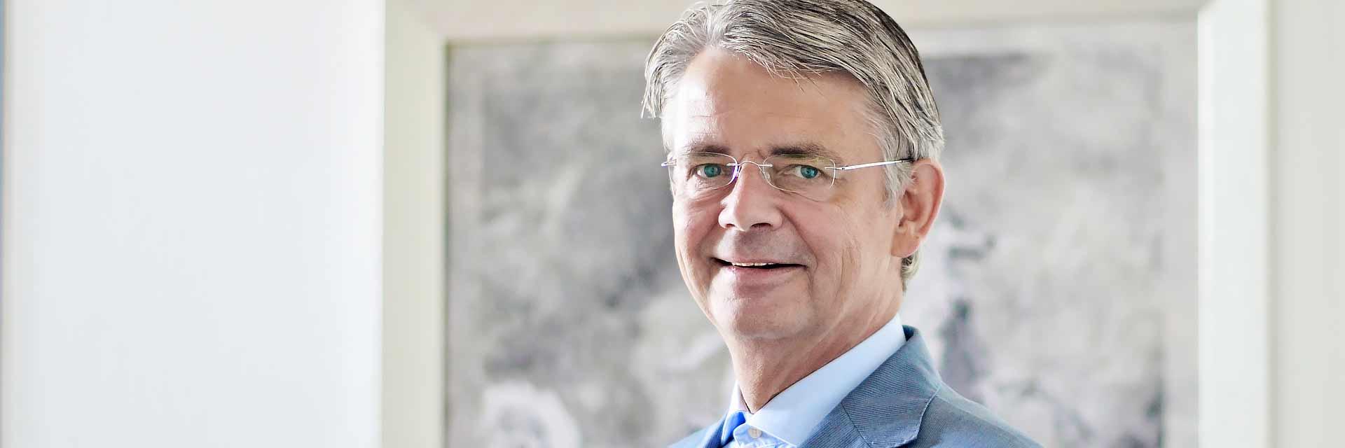 Unternehmensberater Peter Lünstroth